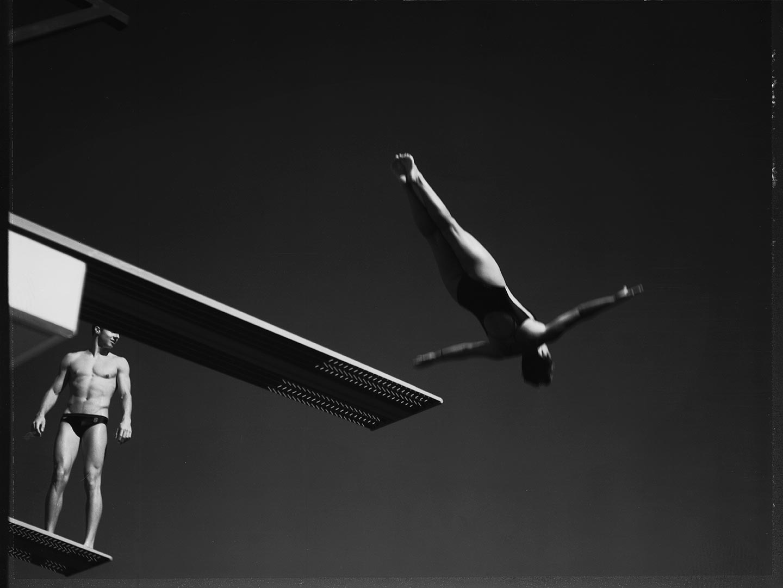 Rod Mclean - diver