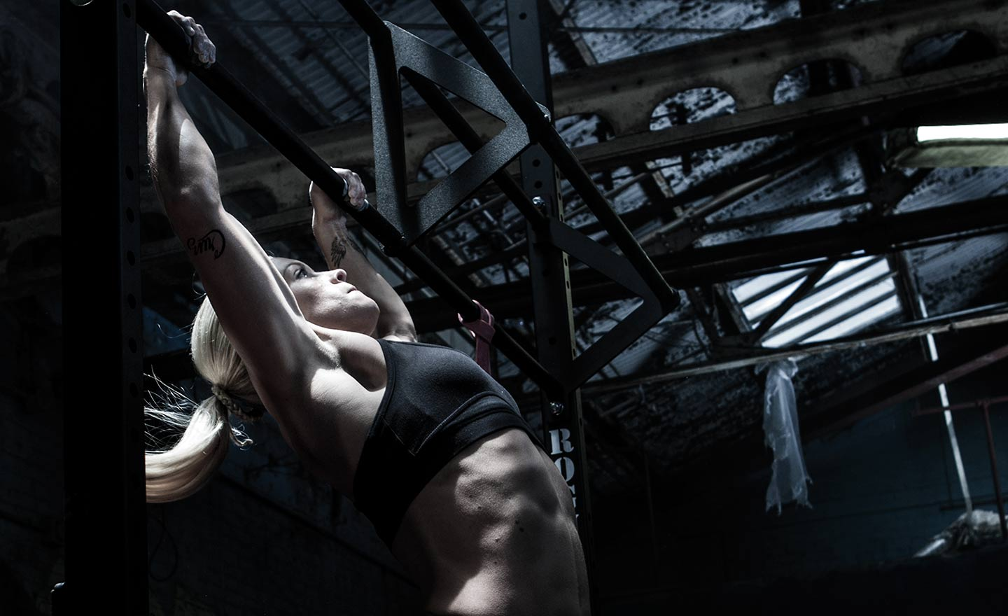 Rod Mclean - female athlete crossfit