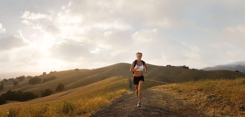 Rod Mclean - female runner