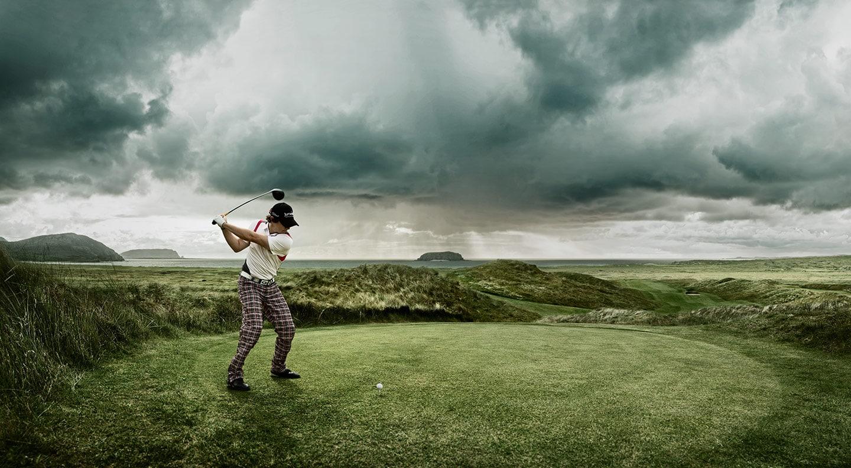 Rod Mclean - golfer