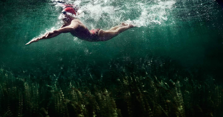 Rod Mclean - swimmer