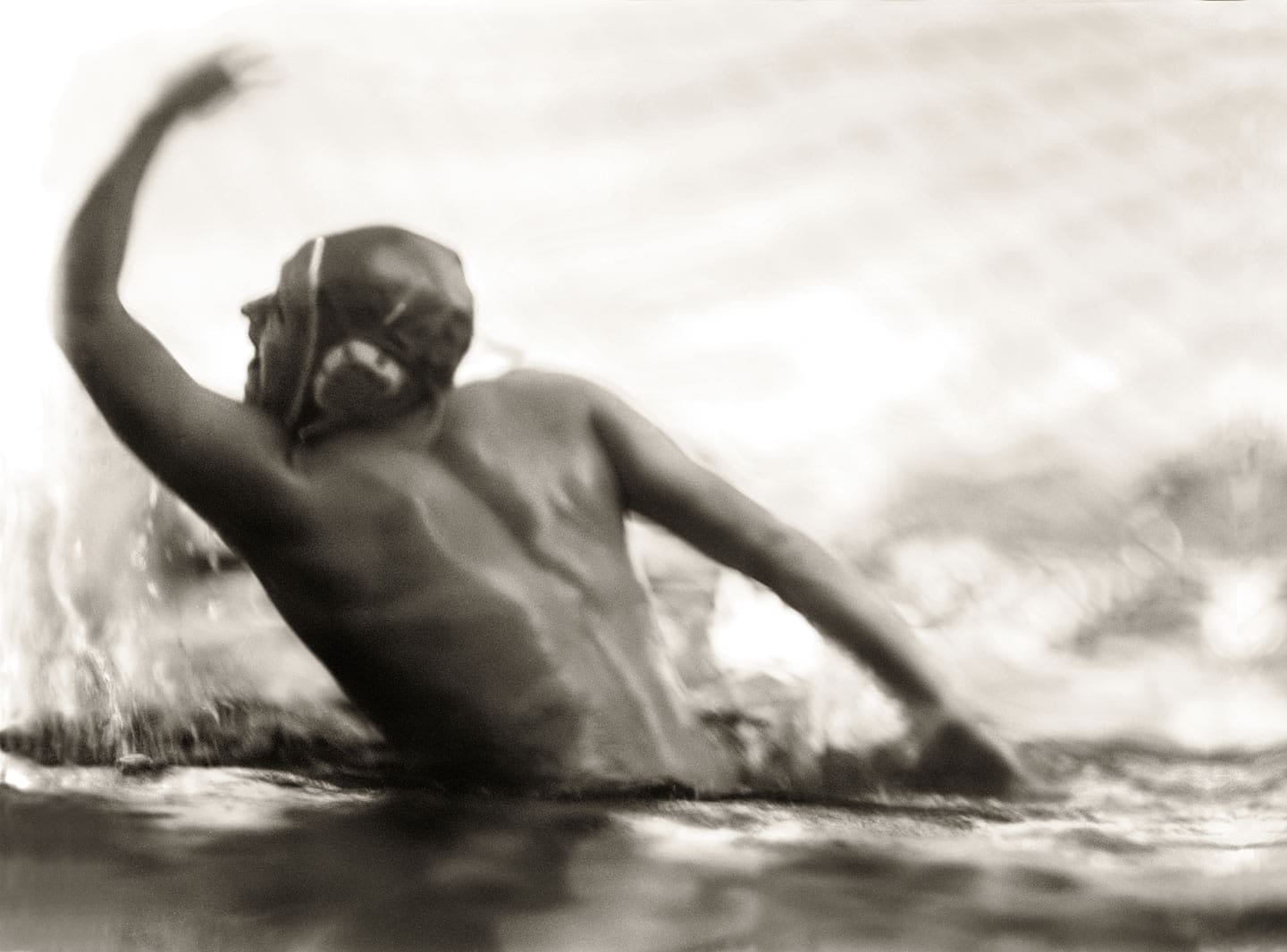 Rod Mclean - waterpolo