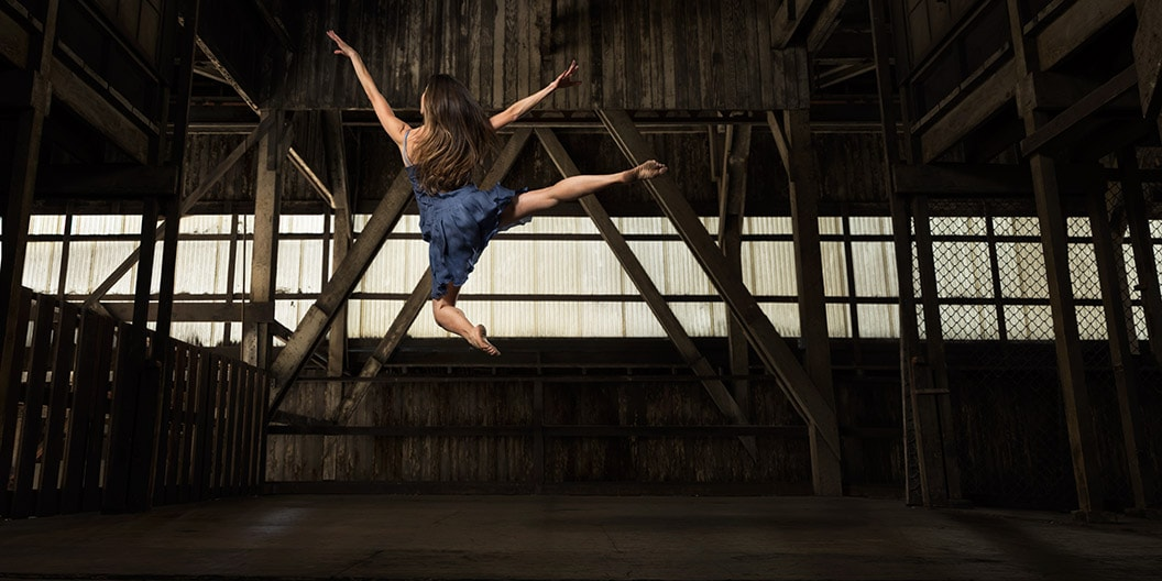 Rod Mclean - female Ballerina