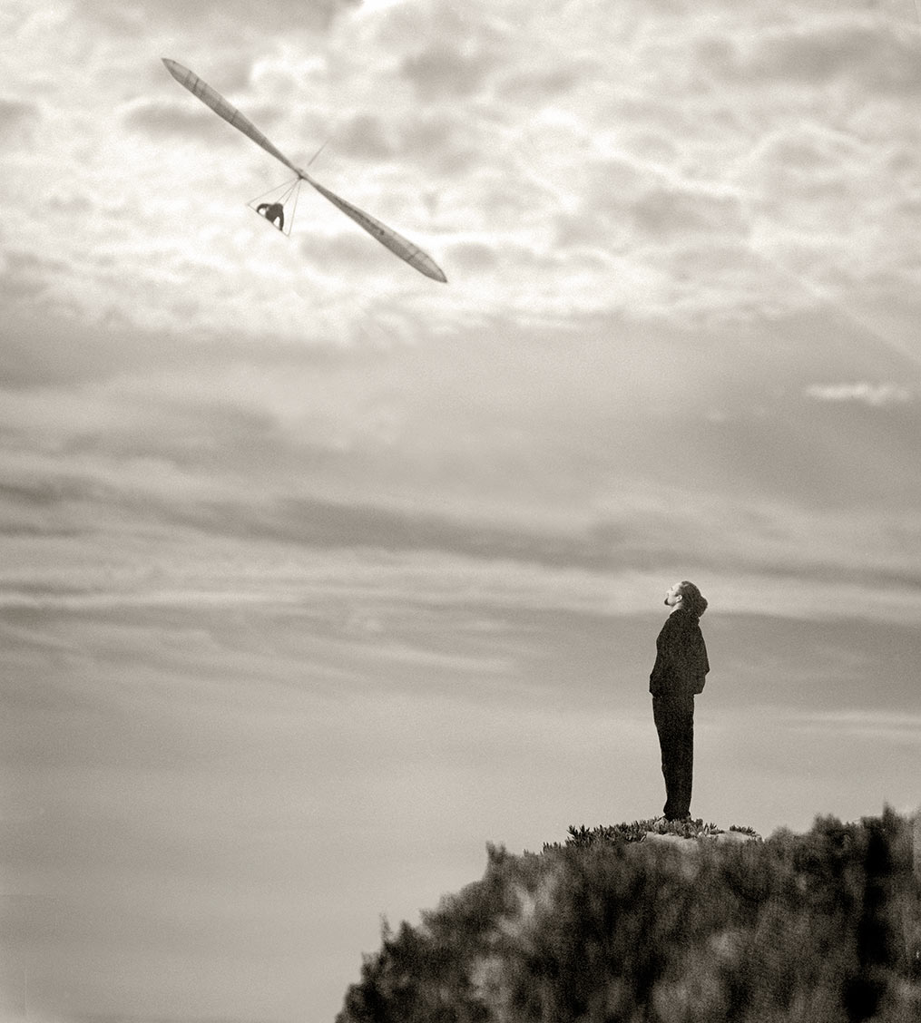 Rod Mclean - Man on top of the mountain