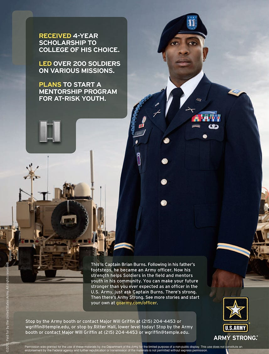 Rod Mclean - US army officer