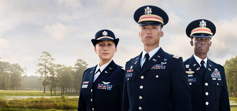 Rod Mclean - US army officers
