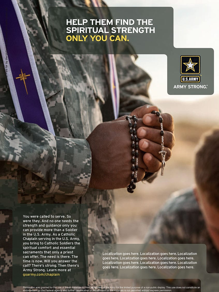 Rod Mclean – PhotographyUS army soldier praying - Rod Mclean