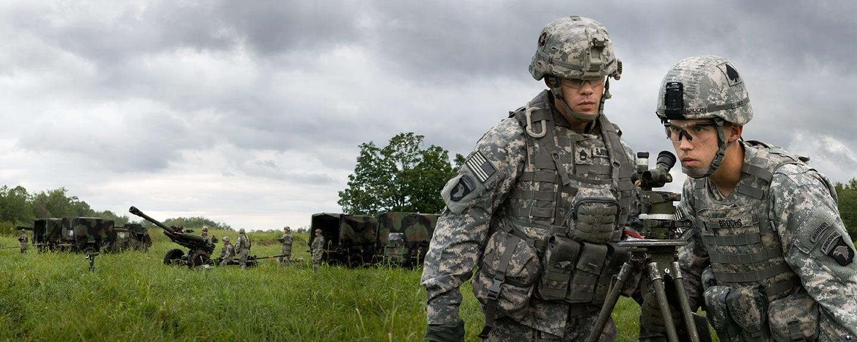 Rod Mclean - US army soldiers