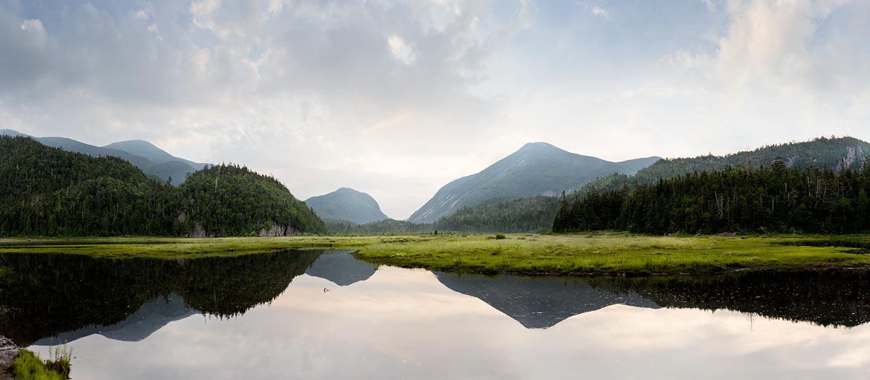 Rod Mclean - lake in a field