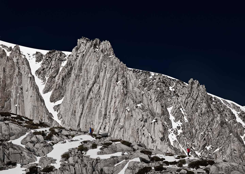 Rod Mclean - mountain climbers