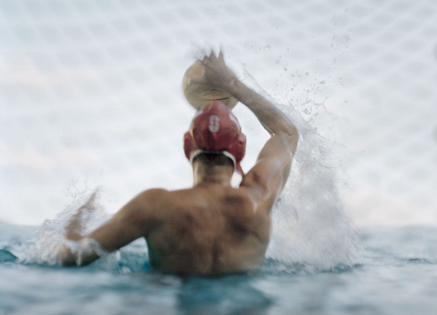 Rod Mclean - water polo player