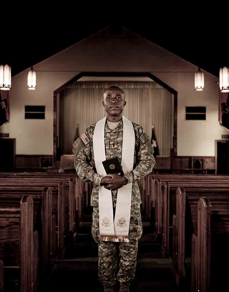 Army-Officer-Chaplin-in-church-Rod-McLean
